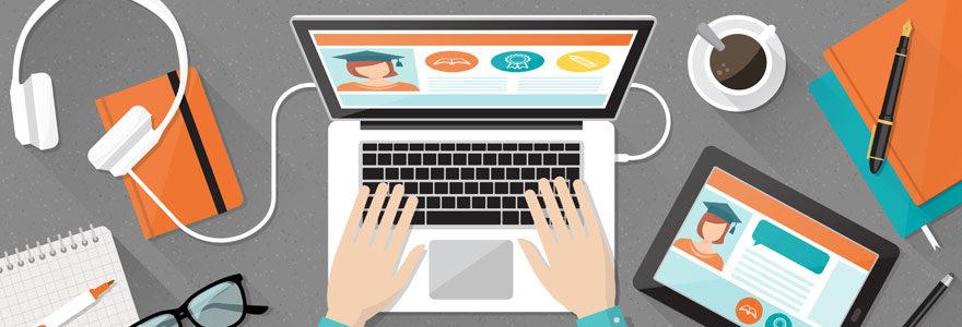exemples de CV en ligne